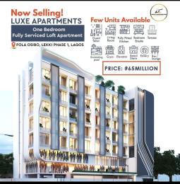 1 bedroom mini flat  Shared Apartment Flat / Apartment for sale . Lekki Phase 1 Lekki Lagos