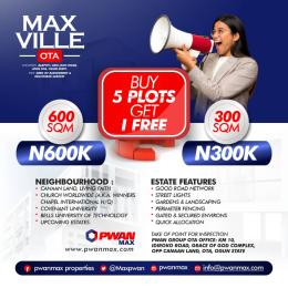 Mixed   Use Land Land for sale Alapoti Sango Ota Ado Odo/Ota Ogun