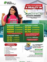 Residential Land Land for sale Umuagwo, Along Port Harcourt Owerri Road Owerri Imo