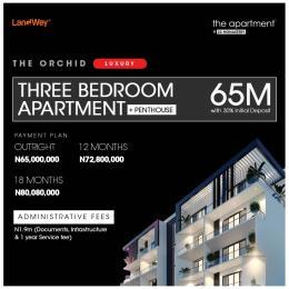 3 bedroom Semi Detached Bungalow House for sale Monastery road Monastery road Sangotedo Lagos