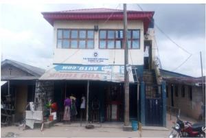 Warehouse Commercial Property for sale 143, Ajewamwa Street, Shibiri, Adjacent Alaba International Market, Lagos. Ajangbadi Ojo Lagos