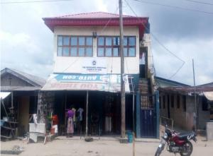 Office Space Commercial Property for sale 143, Ajewamwa Street, Shibiri, Adjacent Alaba International Market, Lagos. Ajangbadi Ojo Lagos