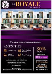4 bedroom Flat / Apartment for sale White Oak Estate Ologolo Jakande Lekki Lagos
