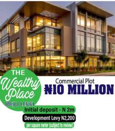 Event Centre Commercial Property for sale Ibejulekki  Ibeju-Lekki Lagos