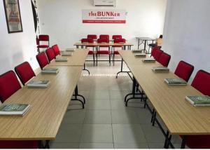 Workstation Co working space for shortlet 23B Bashorun Okunsanya Avenue, behind Tantalizers Lekki Phase 1 Lekki Lagos