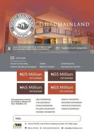 Mixed   Use Land Land for sale Oworonshoki Town, Ifako Bus Stop, Opp. The world Renowned Third Mainland Bridge, Lagos. Oworonshoki Gbagada Lagos