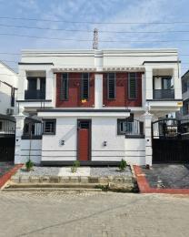 4 bedroom Semi Detached Duplex for sale Bakare Estate Agungi Lekki Lagos