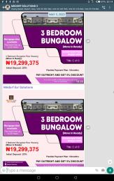 Semi Detached Bungalow House for sale Bogije Sangotedo Lagos