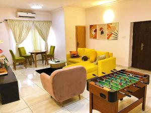 3 bedroom Self Contain Flat / Apartment for shortlet chevron Lekki Lagos