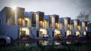 4 bedroom Terraced Duplex House for sale d Gwarinpa Abuja