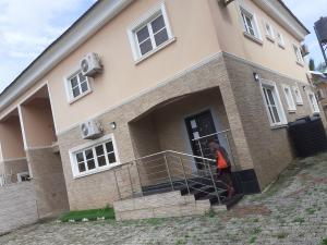 4 bedroom Semi Detached Duplex House for rent Gwarinpa  Gwarinpa Abuja
