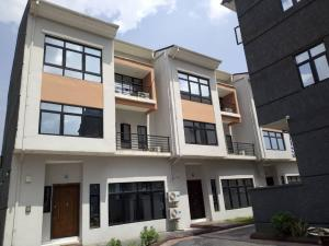 4 bedroom Semi Detached Duplex for rent Inside An Estate Adeniyi Jones Ikeja Lagos