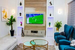 4 bedroom Semi Detached Duplex House for shortlet Ikate Ikate Lekki Lagos