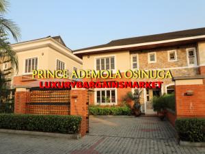 4 bedroom Semi Detached Duplex for rent Osborne 1 Osborne Foreshore Estate Ikoyi Lagos