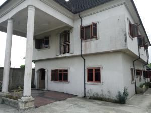 5 bedroom Detached Duplex House for sale Opposite Uba, Off Pti Road Uvwie Delta