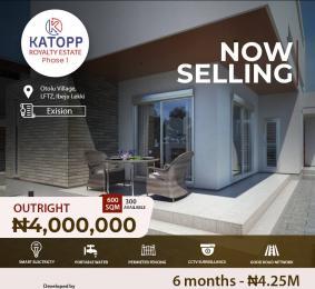 Residential Land for sale Otolu Ibeju Lekki Eleranigbe Ibeju-Lekki Lagos
