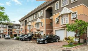 Semi Detached Duplex House for rent Banana Island Ikoyi Lagos