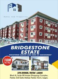 Residential Land Land for sale 6 AVENUE  festac lagos state  Festac Amuwo Odofin Lagos