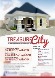 Residential Land Land for sale Off Asaba-benin express way, Edo-Ogwashi, just after Isele-Asagba Asaba Delta