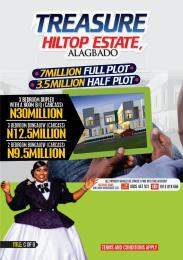 Residential Land Land for sale Treasure Hilltop Estate is located within the fringes of *Ikota-Command-Alagbado road with easy access from Iyana Ipaja and Abule-Egba.with easy access to the Lagos City Center and Administrative Capital. Ipaja Lagos