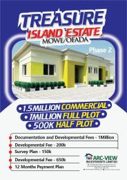 Residential Land for sale Ofada Obafemi Owode Ogun