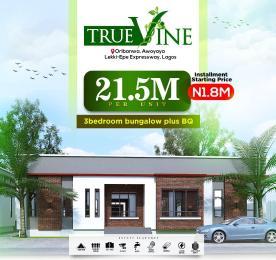 3 bedroom Detached Bungalow for sale Truevine Awoyaya Ajah Lagos