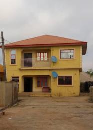 3 bedroom Blocks of Flats House for sale Iletuntun after nihort school  Idishin Ibadan Oyo