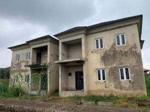 4 bedroom Semi Detached Duplex House for sale Twin duplex of 4 bedrooms at Kolapo Ishola estate Akobo Ibadan  Lagelu Oyo