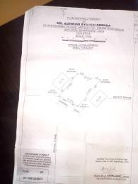 Blocks of Flats House for sale  Along Alafara Major Tarred Road ,Near Ajumose Housing Estates idi ishin area Nihort Jericho road ibadan Ibadan Oyo