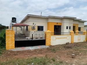 2 bedroom Semi Detached Bungalow House for sale - Ofada Obafemi Owode Ogun