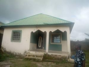 2 bedroom Self Contain Flat / Apartment for sale New karu behind restfine hotel  Karu Nassarawa