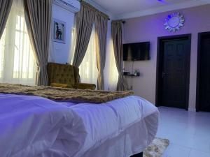 2 bedroom House for shortlet Chervon Ikota Lekki Lagos