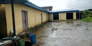 Factory Commercial Property for sale Alhaji Obe street by formula 4 hotel off coker road Ejigbo Ejigbo Ejigbo Lagos