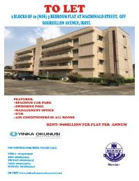 10 bedroom Boys Quarters Flat / Apartment for rent Bourdillon Ikoyi Lagos