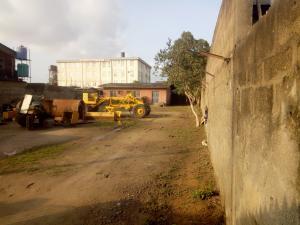 Commercial Land Land for sale Along Abeokuta Express Road Abule Tarloy Abule Egba Abule Egba Lagos