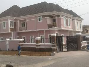 5 bedroom Semi Detached Bungalow House for sale River valley estate, ojodu Lagos State River valley estate Ojodu Lagos