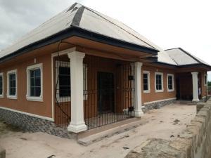 2 bedroom Semi Detached Bungalow for sale Otokutu Ughelli South Delta