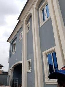 2 bedroom Self Contain for rent Power Line Bus Stop Oko Oba Road Oko oba Agege Lagos