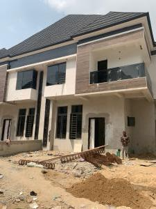 4 bedroom Semi Detached Duplex for sale Alternative Route chevron Lekki Lagos
