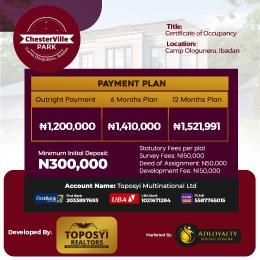 Residential Land for sale Ido, Ologuneru, Akanran, Olodo, Ibadan Ibadan Oyo
