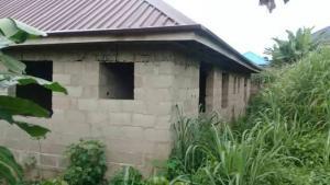 3 bedroom House for sale Omolope area Magboro Obafemi Owode Ogun