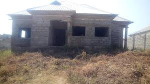 4 bedroom Detached Bungalow House for sale Located along pyakassa Lugbe Abuja