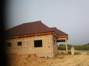 4 bedroom Detached Bungalow for sale Arogun Bus Stop, Ofada Road Mowe Obafemi Owode Ogun