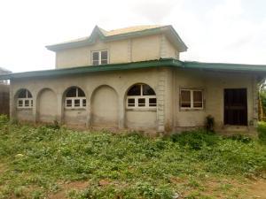 4 bedroom Detached Duplex for sale Goshen Street, Asaaju Estate, Liberty Academy, Opposite Taska Off Akala Express Akala Express Ibadan Oyo