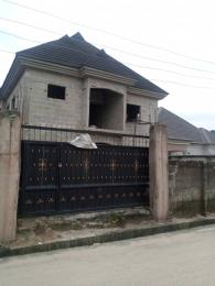 4 bedroom Detached Duplex House for sale Eneka Road Ropukwu Rupkpokwu Port Harcourt Rivers