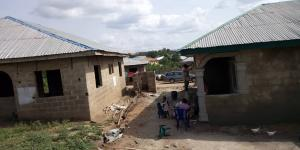 4 bedroom Flat / Apartment for sale Off Ilesha road, Aleshinloye Estate area, Osogbo, Osun State. Olorunda Osun