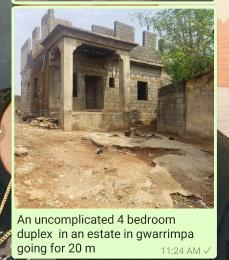 4 bedroom Detached Duplex House for sale Gwarinpa Gwarinpa Abuja