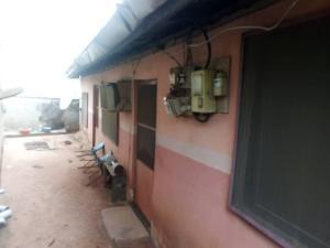 3 bedroom Blocks of Flats House for sale Ifako ijaye ogba ikeja near obawole Ifako-ogba Ogba Lagos