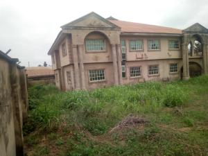 6 bedroom Semi Detached Duplex House for sale Car wash Adatan Abeokuta Ogun