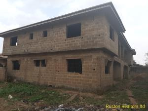 10 bedroom Blocks of Flats House for sale Isebo Alakia just after breweries Alakia Ibadan Oyo